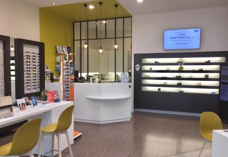 Opticien thouars